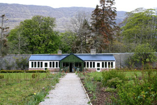 The Potting Shed Restaurant and Walled Garden
